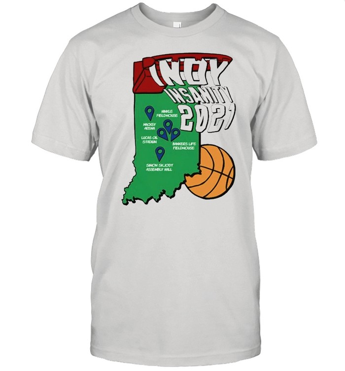 Indy Insanity 2021 Basketball shirt Classic Men's T-shirt