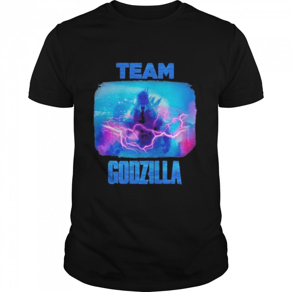 Team Godzilla 2021 shirt Classic Men's T-shirt