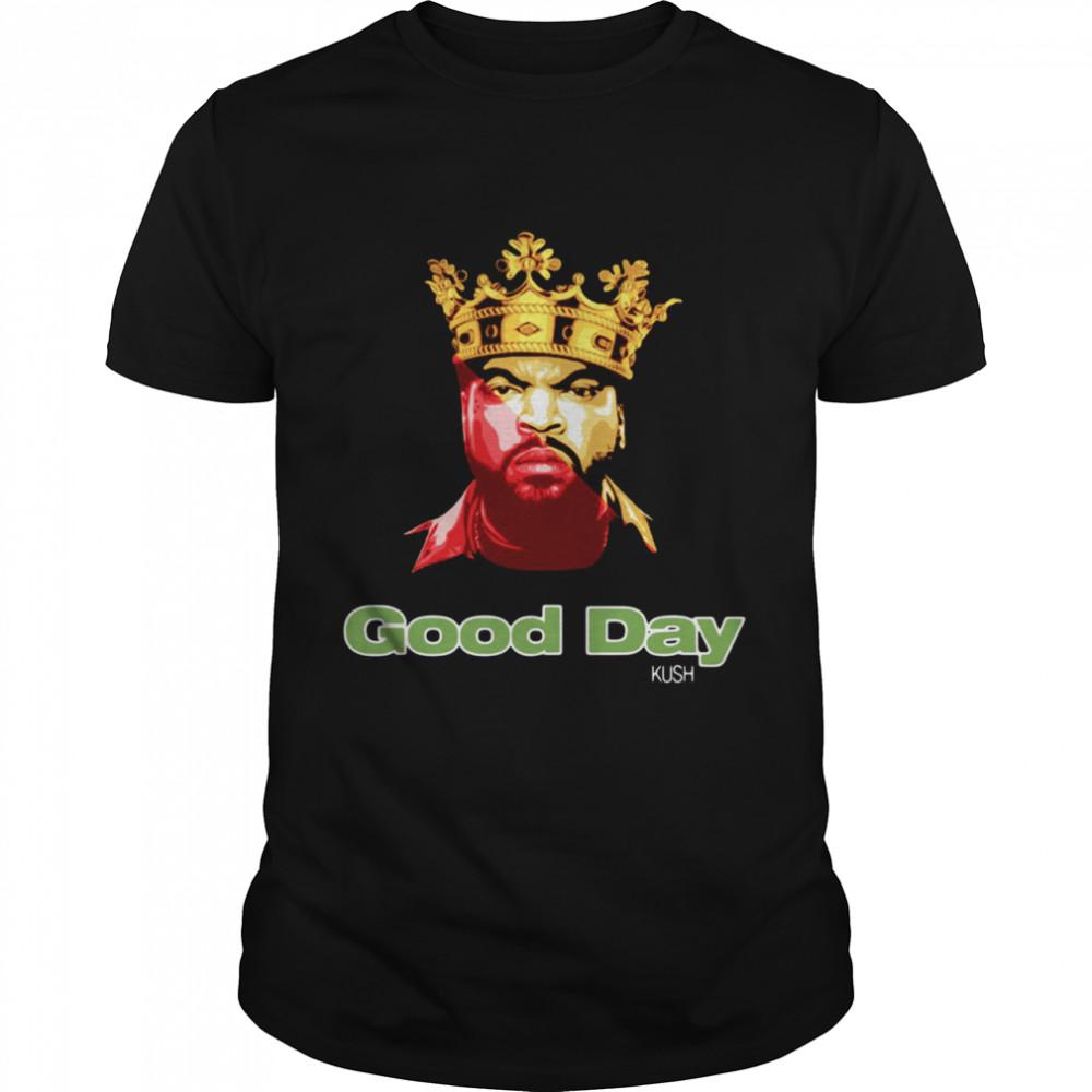 Ice Cube Rap King Good Day shirt Classic Men's T-shirt